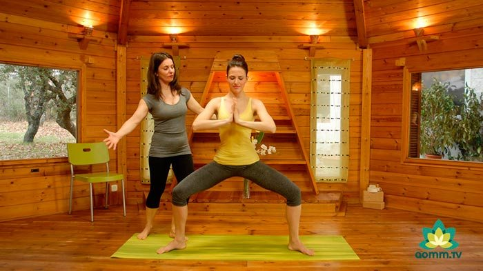 yoga for beginners at home