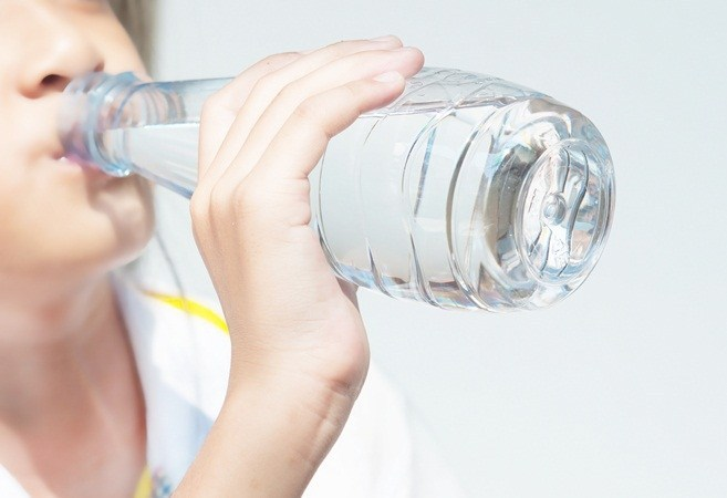 increase water consumption for getting rid of belly fat